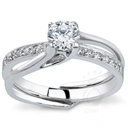 solitaire ring 4