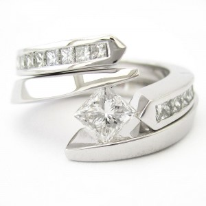solitaire ring 5